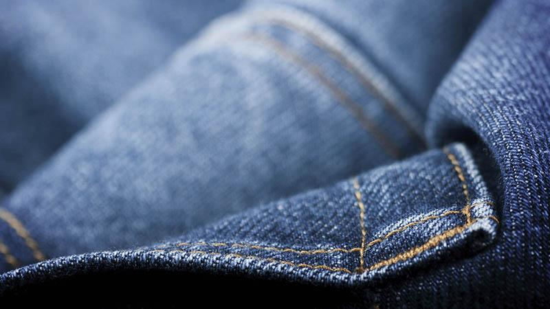 återvunnen textil