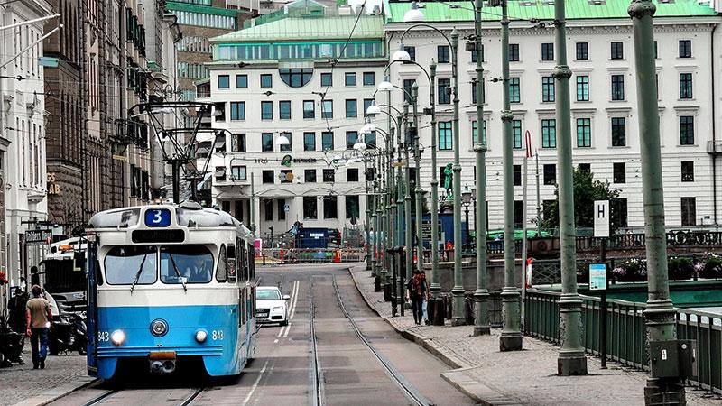 Göteborg miljö- och klimatprogram