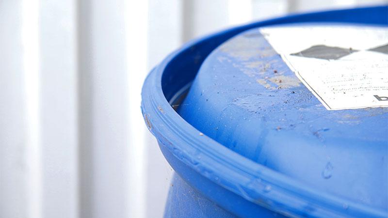 RIA rapportering av farligt avfall