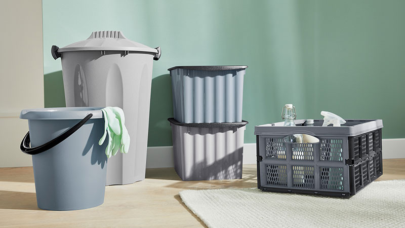 Produkter av återvunnen plast