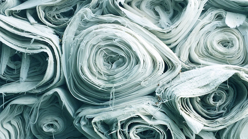 Textilåtervinning