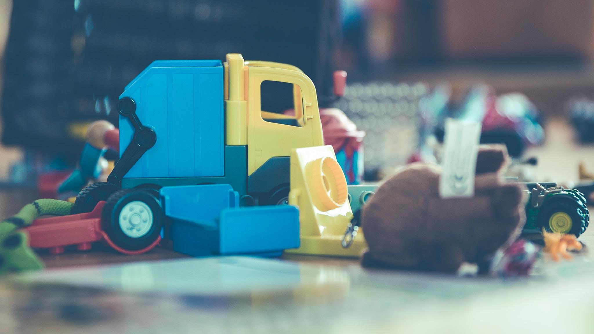Barn efterfrågar hållbara leksaker